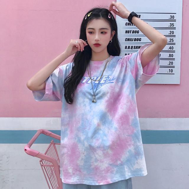 【トップス】カジュアルプリントファッションTシャツ27408796