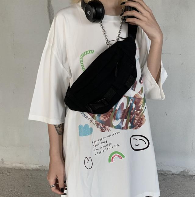 Street style waist pouch LD0598