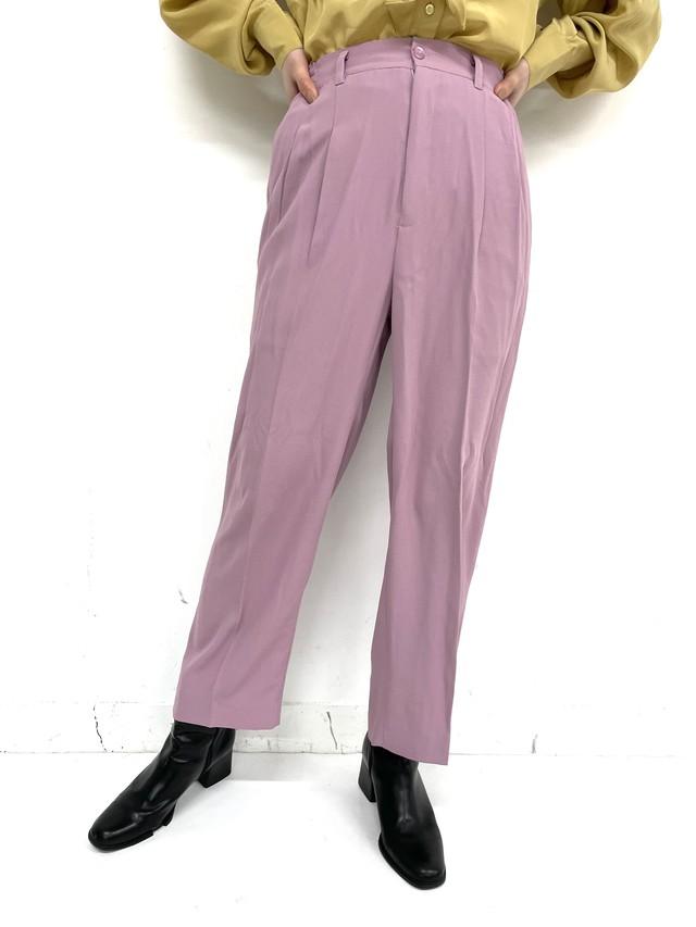 pail torn tapered  design pants / 3SSPT03-13