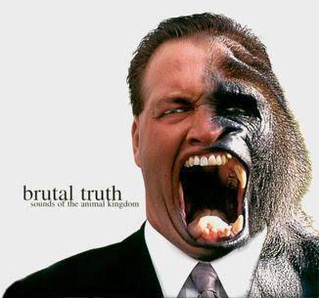 【USED】BRUTAL TRUTH / The Sounds of Animals Kingdom