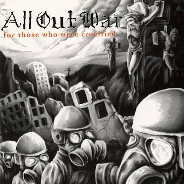 【USED】ALL OUT WAR / for those who were crucified