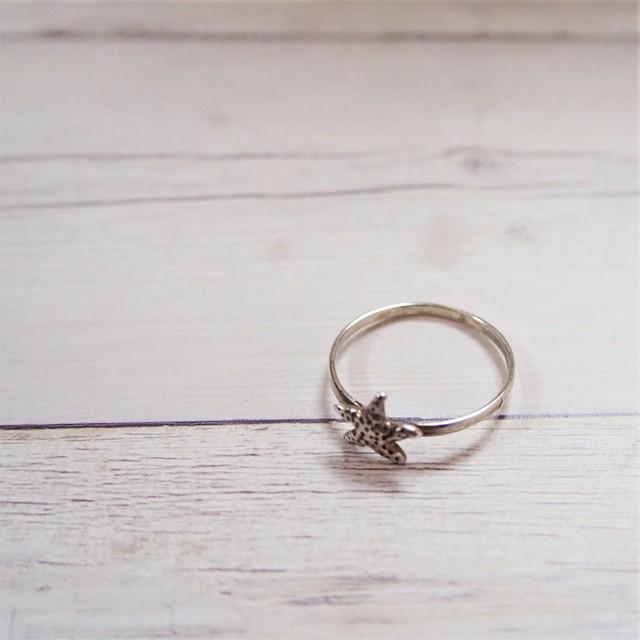 Starfish Ring  18380006(S)★【9号/11号】