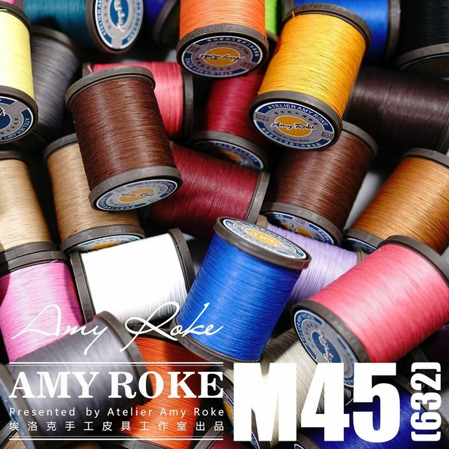 0.45mm(632) cotton Linen thread Atelier Amy Roke