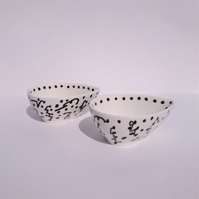 PP Small Drop Bowl 2Set 001