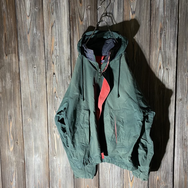 [nautica]sleeve embroidery vintage jacket