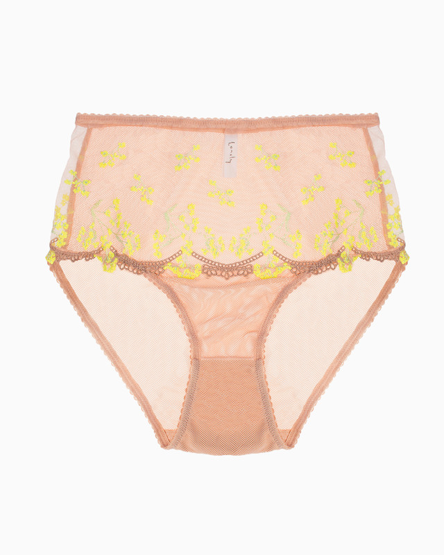 SCOUT HIGHWAIST BRIEF / Lonely