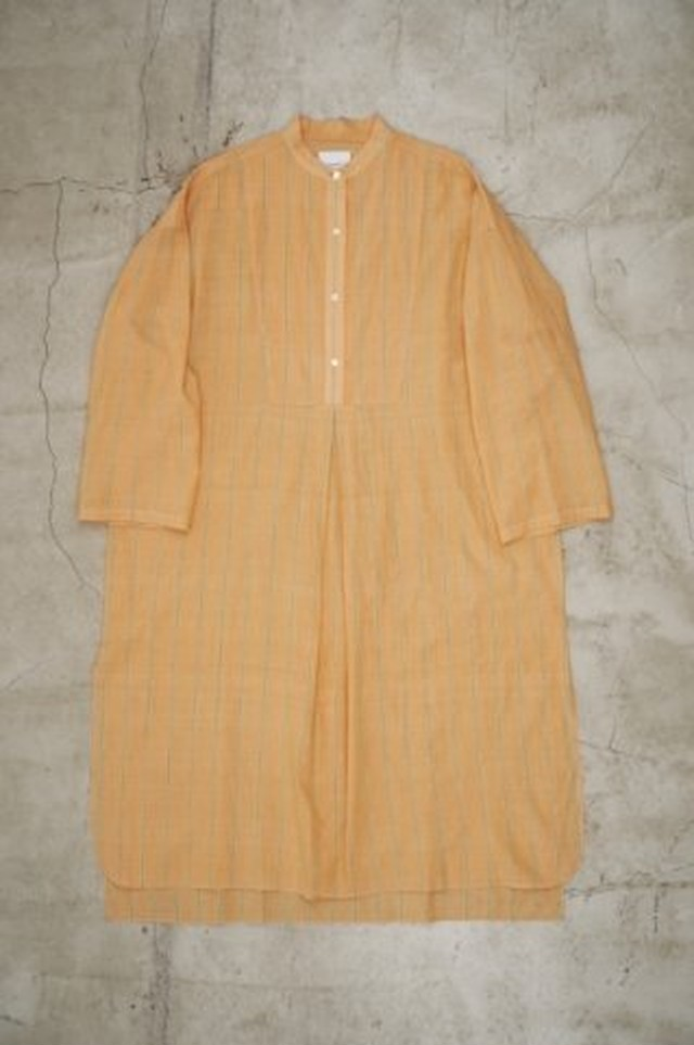 loomer (ルーマー) Khadi Cotton One Piece Pajama 【BEIGE】