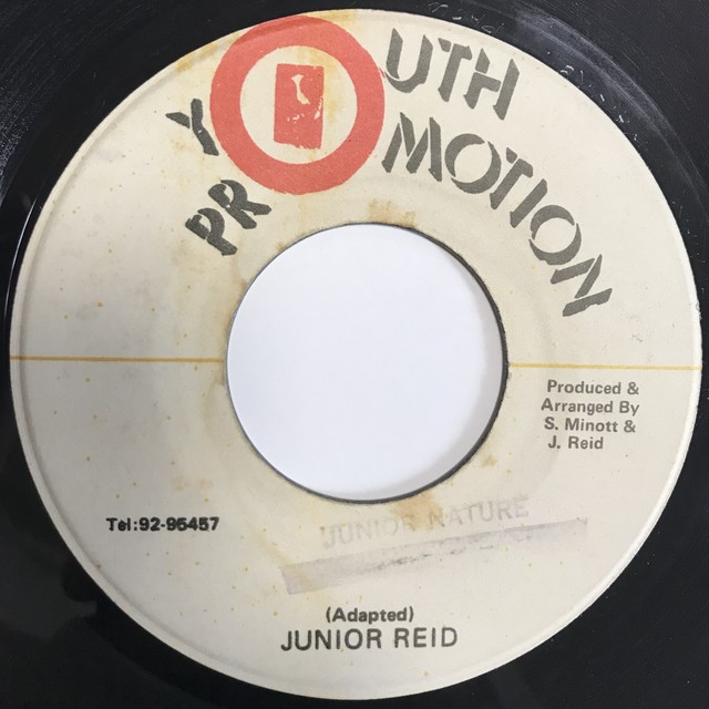 Junior Reid - Junior Nature【7-10872】