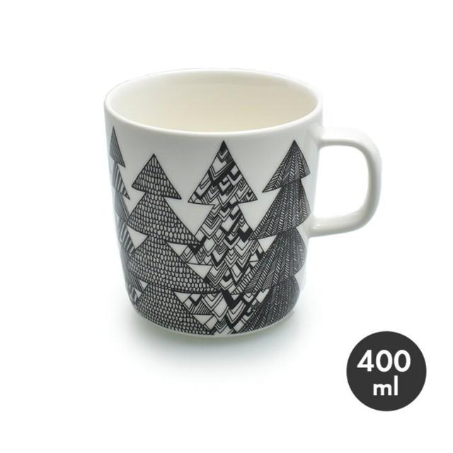 MARIMEKKO マリメッコ 森の中 400mlマグカップ【キッチン雑貨/Brounie1】