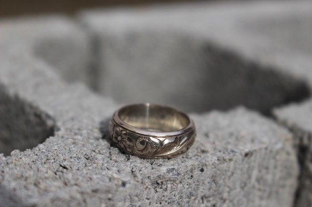 Vintage Silver Ring 11