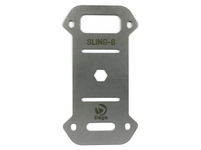 Sling-6 Backplate - メイン画像