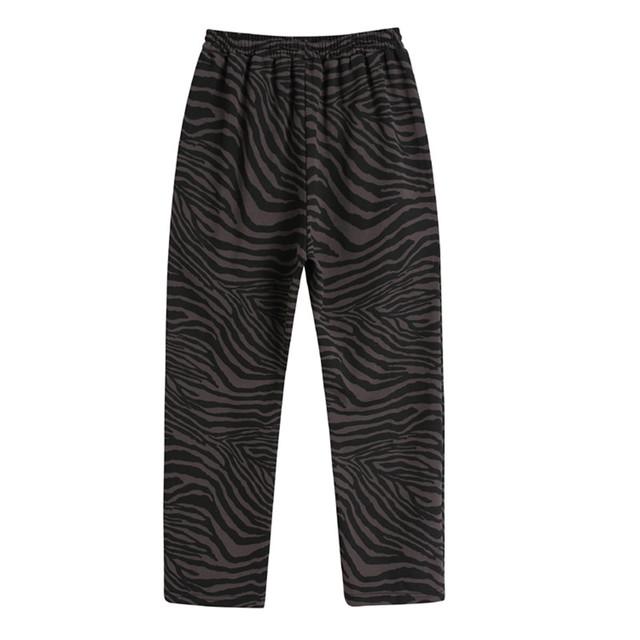【ラスト1点送料無料】【即納】zebra pants