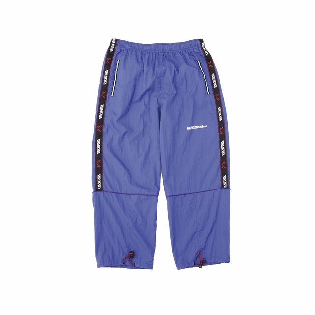 MYne × BADBOY Track pants / BLUE - メイン画像