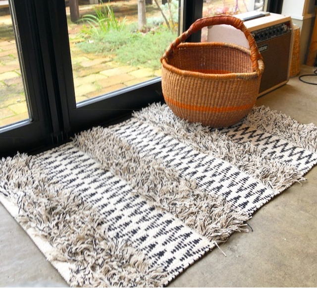 Rug Pythagorean ラグマット