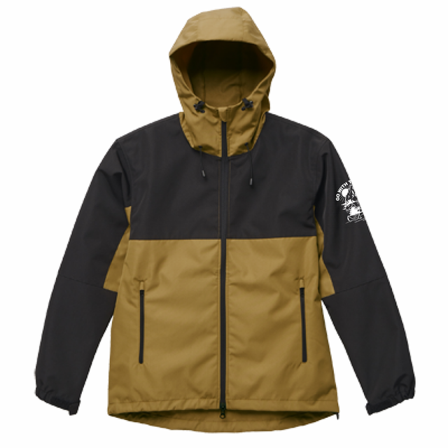 ACTPROS × OUTDOOR MONSTER GWTF  スイッチングシェルパーカ【4colors】