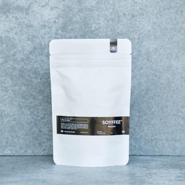 【5%OFF:詰替え用紙パック】SOYFFEE™ Roasted 60g