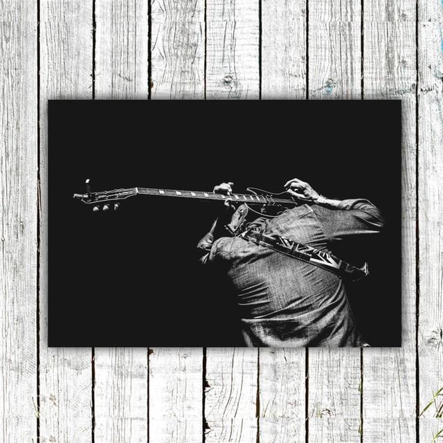 Cool guitarist / 【アートポスター専門店 Aroma of Paris】[SD-000649]