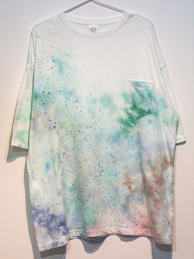 Dyeing T-shirts   XL DT-20