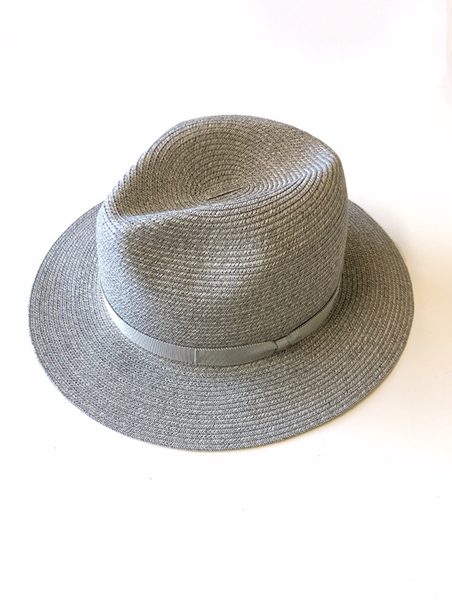 Hat Light grey / Chapeaugraphy