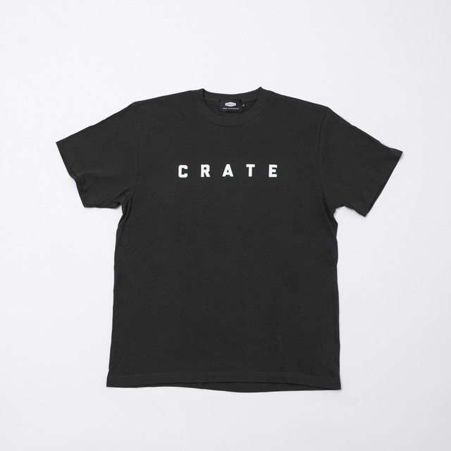 Block Logo Mesh T-shirts Black