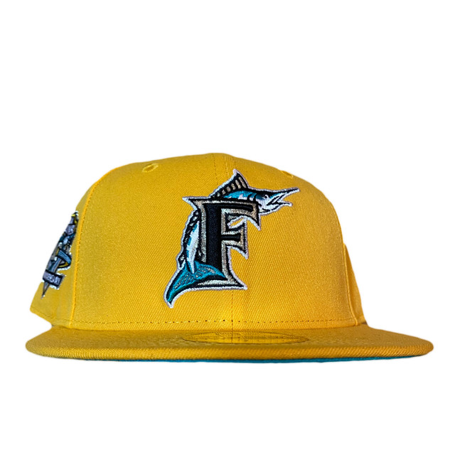 NEW ERA Florida Marlins 10 Anniversary 59Fifty Fitted