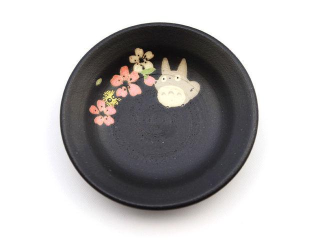 トトロ美濃焼 小皿