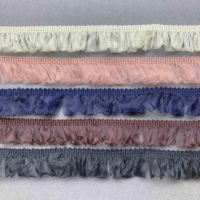 MOKUBA ファッションフリンジリボン(5色)