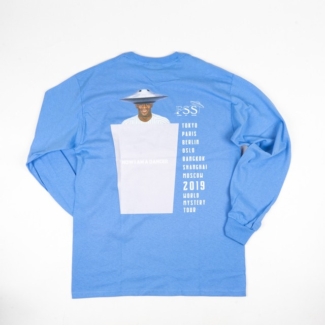 Now I'm a Dancer Long Sleeve Tee | FLYING SOY SAUCER
