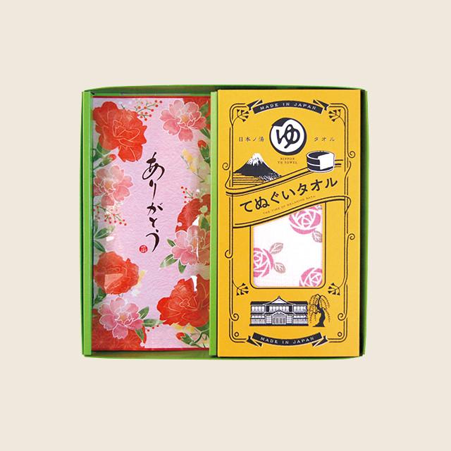 母の日ギフト(山香80gカーネーション缶入)