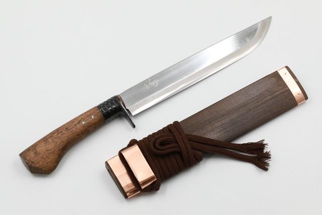 剣ナタ 八寸