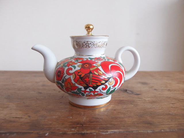 SOLD OUT SOHOLM VINTAGE TEA POT