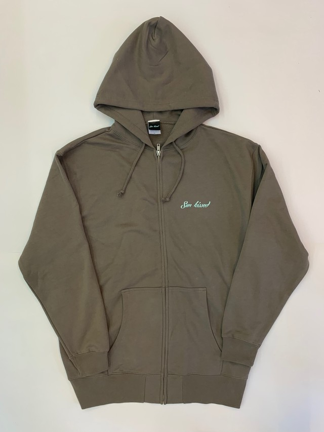 Sunkissed hoodie - Charcoal