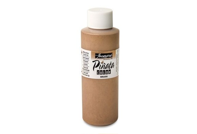 Jacquard - Piñata Color - Alcohol Ink - Brass - 4oz  / アルコールインク
