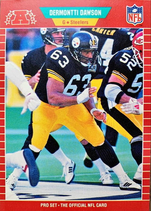 NFLカード 89PROSET FREEMAN McNEIL #304 JETS