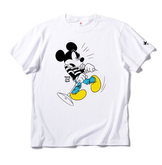 MICKEY MOUSE SHOUT  / rockin'star ( ロッキンスター )