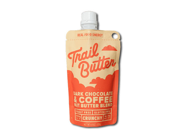 【TRAIL BUTTER】 TB CRUNCHY POUCH (DARK CHOCOLATE & COFFEE) (ダークチョコレート&コーヒー)
