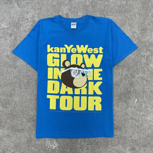 ©︎2007 Kanye West × Takashi Murakami Glow In The Dark Tour / Size L