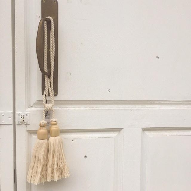Tassel ドアノブ飾りにおすすめの大きなタッセル