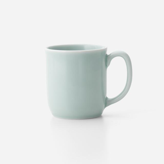 青白磁 マグカップ B