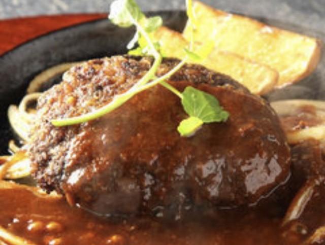 肉や大善ハンバーグ