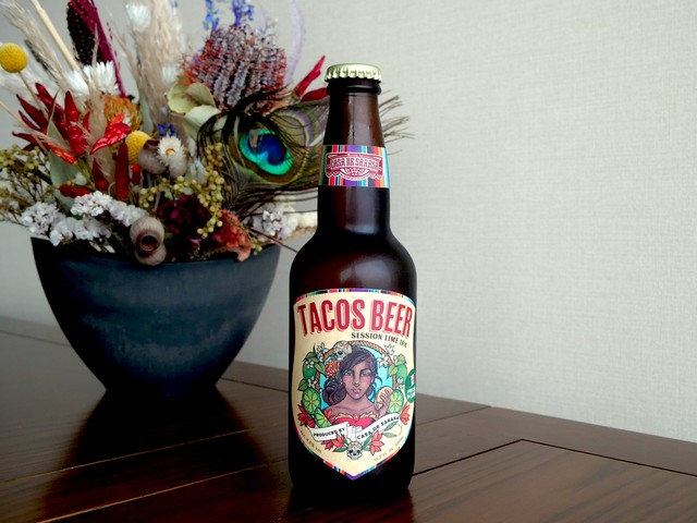 "【6本 or 35本セット】""TACOS BEER"" Session Lime IPA (Casa De Sarasaオリジナル商品)"