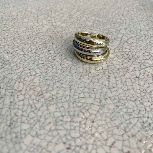 overlap mix ring