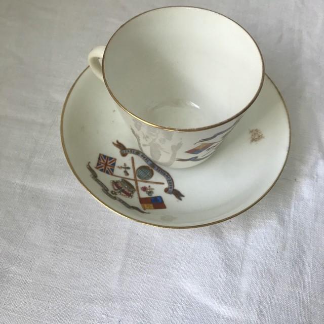 1887年ゴールデンジュビリーのカップ