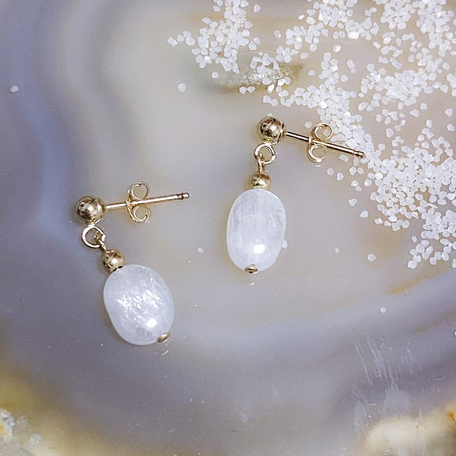 Moonstone post Pierce