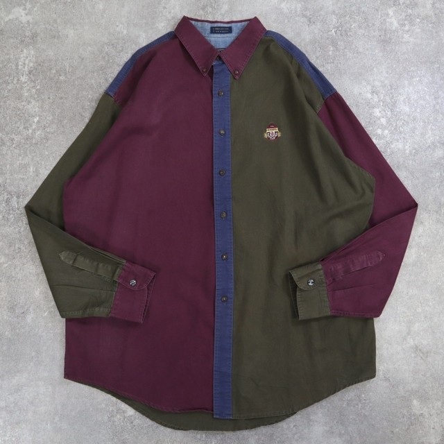 CHAPS Ralph Lauren pattern shirt