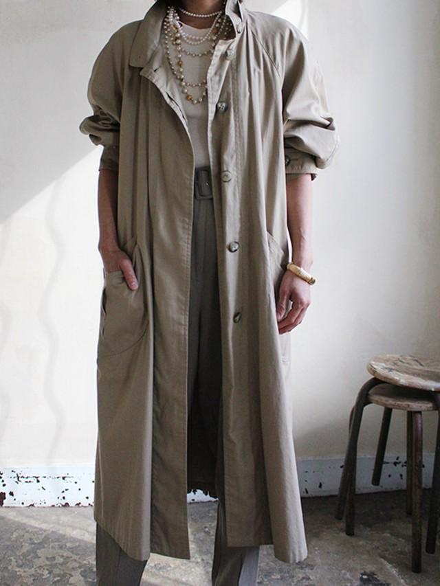80s trench coat