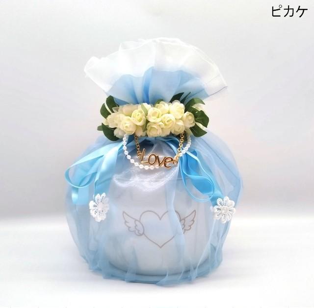 アロハ ALOHA【選べる3色・プルメリアorピカケ】中型犬サイズ 5寸用