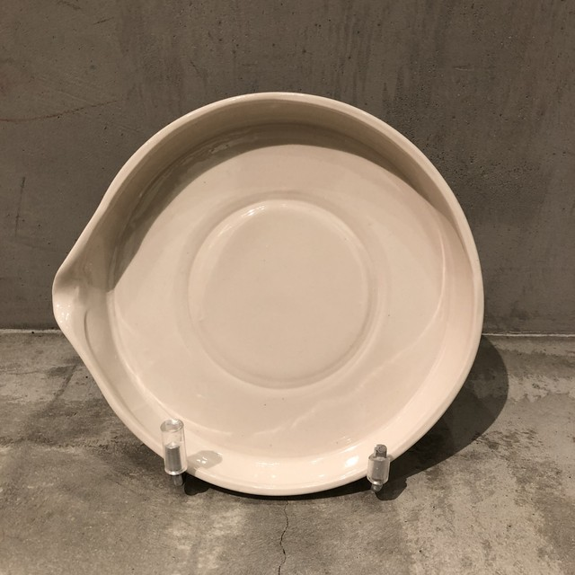 CERAMIC MEAL PLATE