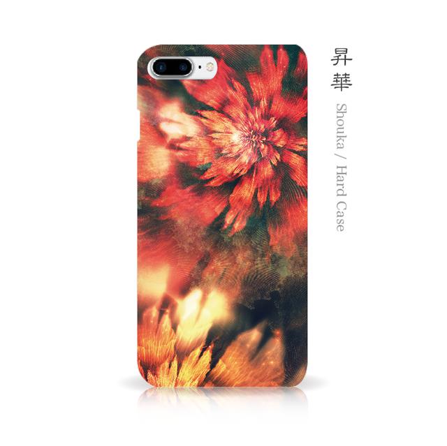 昇華 - 和風 iPhoneケース