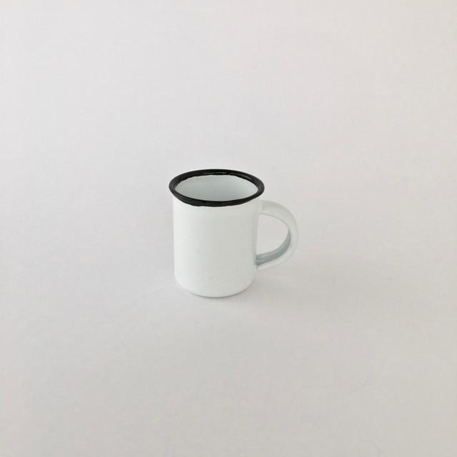 ホーローのエスプレッソマグ|Enamel Espresso Mug